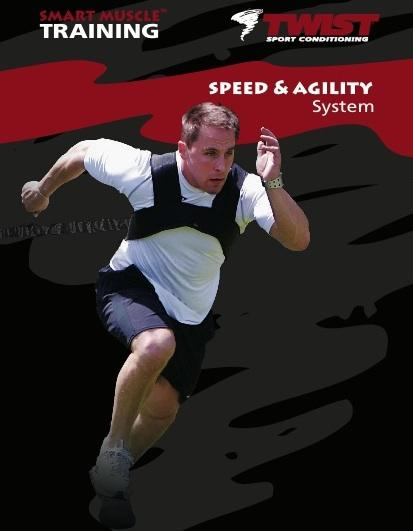 Twist Smart Muscle Training System- Speed & Agility