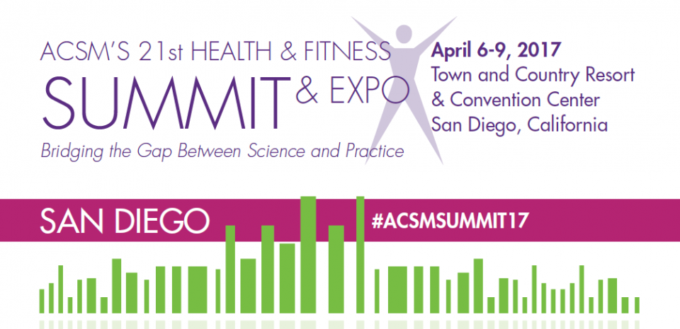 ACSM's 2017 Health & Fitness Summit Online CEC: Practical Tips to Implement EIM in Various Work Settings